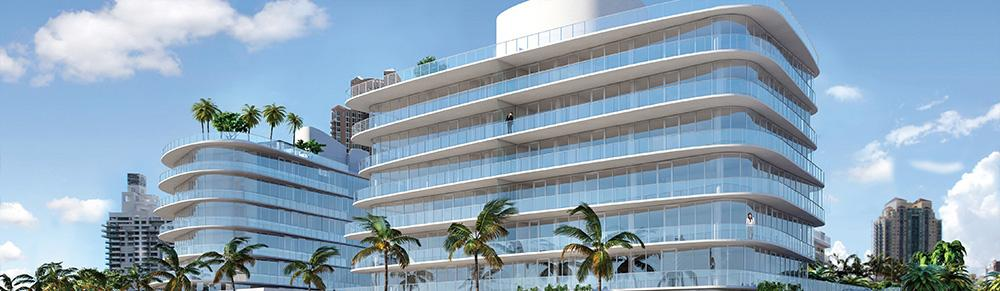 One Ocean Condo Miami Beach North Corner