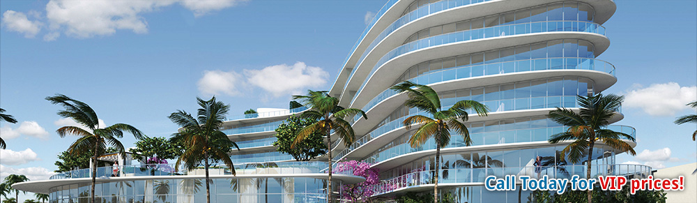 One Ocean Condo Miami Beach South Corner